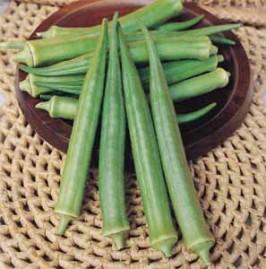 Quiabo Santa Cruz 47 - 10g de sementes