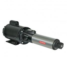 Bomba para Fertirrigação Multi-Estágio Schneider BT4-0505E7 0.5 CV 7 Estágios Monofásica 127/220V Inox