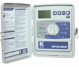 Controlador de Irrigação Krain RPS 469 110V ou 220V 9 estações