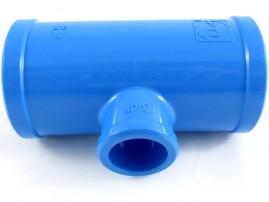 Tê soldável para irrigação 50 mm redução 25 mm