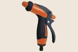 Pistola esguicho de rega em plastico fluxo ajustável LP101
