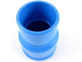 Redução soldável para irrigação pvc 50 x 40 mm