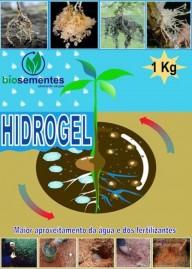 Biogel Aqua Plus para plantio 5kg - Hidrogel