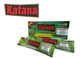 Katana 10 ml Herbicida seletivo para gramados combate pé de galinha, carrapicho e braquiária.