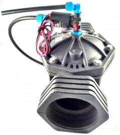 Válvula Elétrica Baccara 3