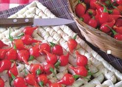 Pimenta Peito de Moça 2,5g (sementes)