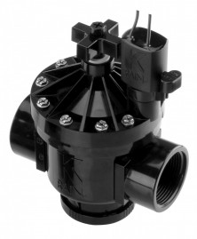 Válvula elétrica Krain Pro 150 de 1.1/2 polegadas com solenoide modelo 7115-bsp
