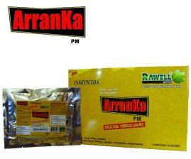 ARRANKA PM - 30 GR combate baratas, escorpi�es, aranha, cochonilhas e pulg�es