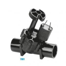 Pro 100 Válvula Solenoide 1 pol BSP elétrica com controle de fluxo